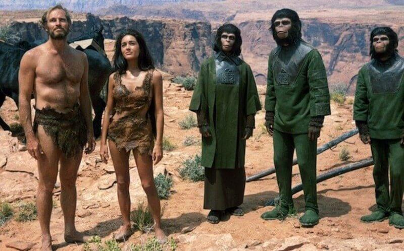 Apinoiden planeetta 1968