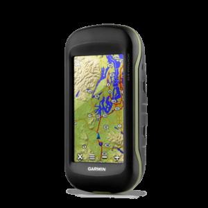 Garmin Montana 610 käsi-GPS