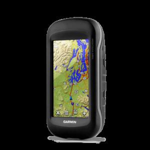 Garmin Montana 680t käsi-GPS