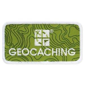 Geocaching-kangasmerkki